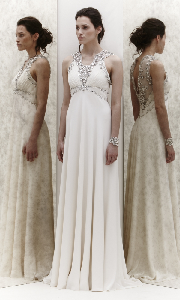 Jenny packham bridal dresses for Jenny packham wedding dresses 2013