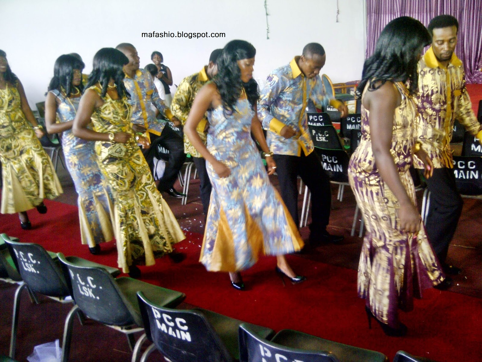 Kitchen Party Outfits In Zambia Frankmba Com