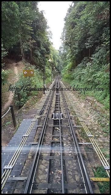Penang Hill Railway | Catatan Perjalanan Penang