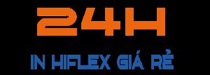In Hiflex, In Bạt Hiflex Giá Rẻ 24h Nhanh Chất Lượng Cao