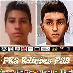 Face do Seguidor: William Ramos PES PS2