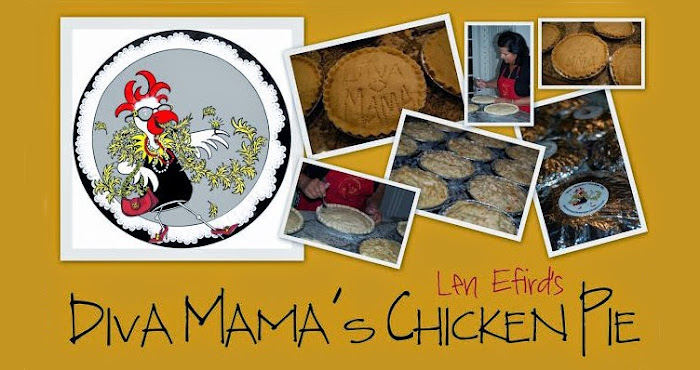 Diva Mama's Chicken Pie