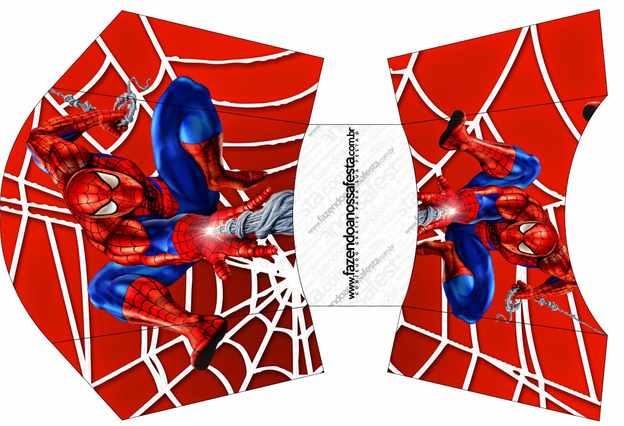 spiderman free printable boxes is it for parties is it free