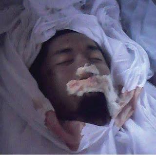 Perkongsian Kisah Benar Keadaan Jenazah Penuntut UMT, Muhammad Huzaifah bin Huzazi Huzaifah Huzazi, pelajr UMT, pelajar hebat, mati hebat, karkun hebat.