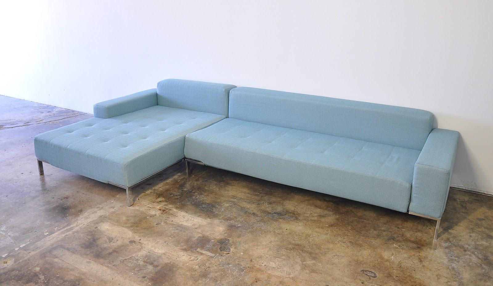 Zanotta Alfa 105 Sectional Sofa