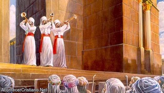 Sacerdotes en el Templo de Jerusalén