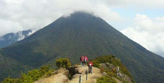 tips mendaki gunung