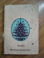 Libro de canciones de Navidad