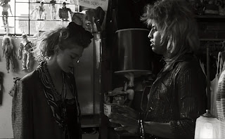 """Desperately Seeking Susan"" directed by Susan Seidelman, Madonna, Jose Angel Santana"