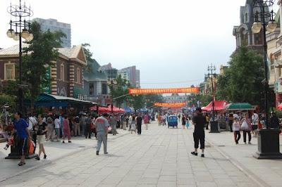 Dalian Russian Culture Street