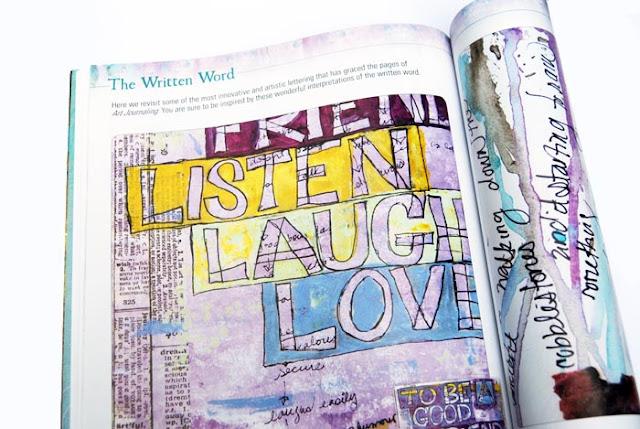 inspiration to art journal http://schulmanart.blogspot.com/2015/07/strip-away-stress.html art by Miriam Schulman ©SchulmanArt