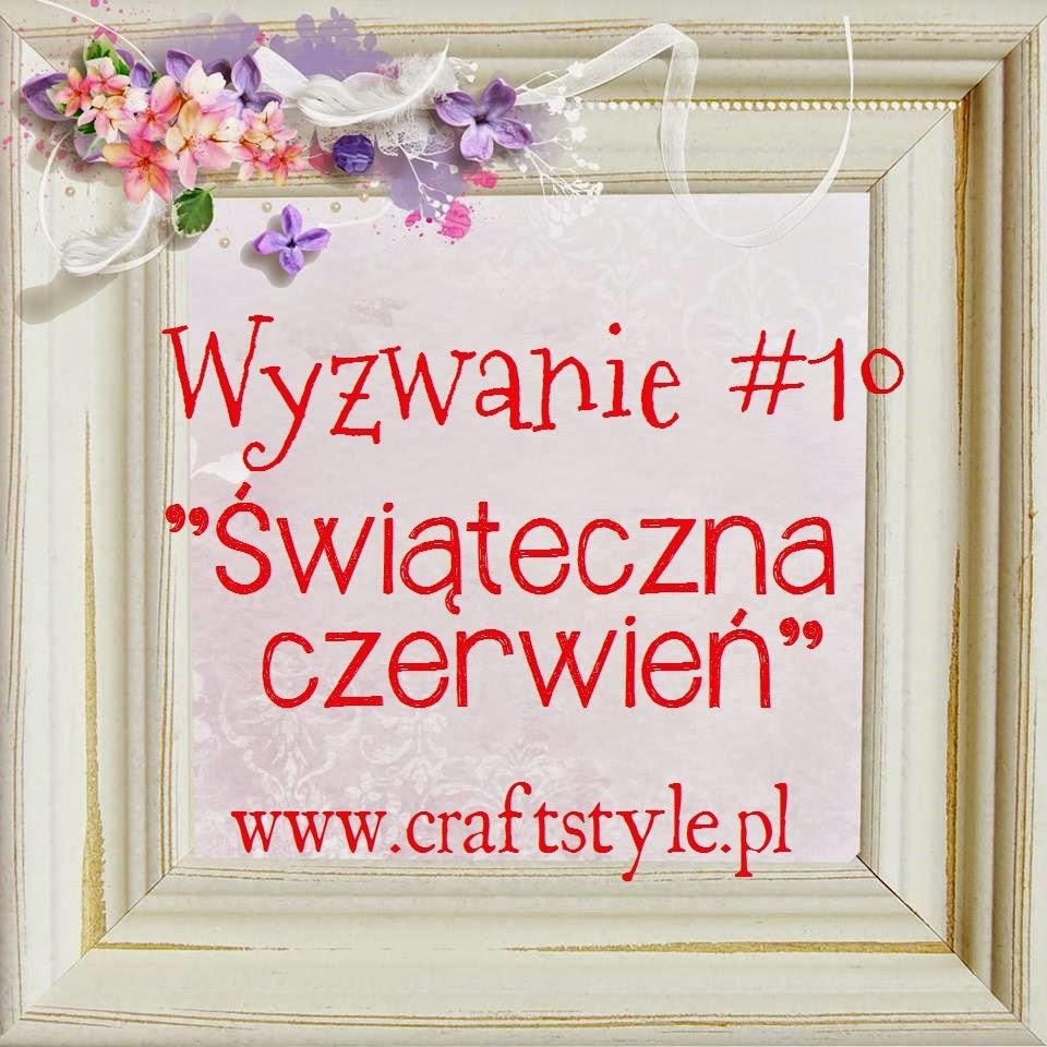 http://craftstylepl.blogspot.com/2014/12/wyzwanie-10-swiateczna-czerwien.html