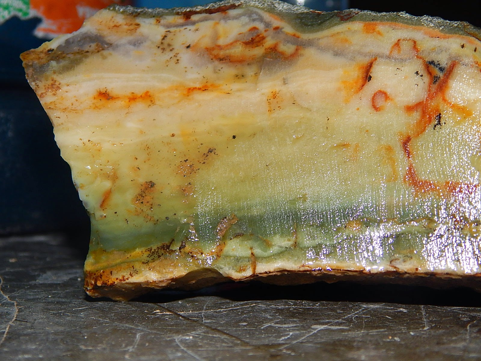 Bongkahan Melon Stone Sumbawa