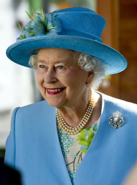 The Royal Family Queen Elizabeth Ii Is Also The Queen Of Hats