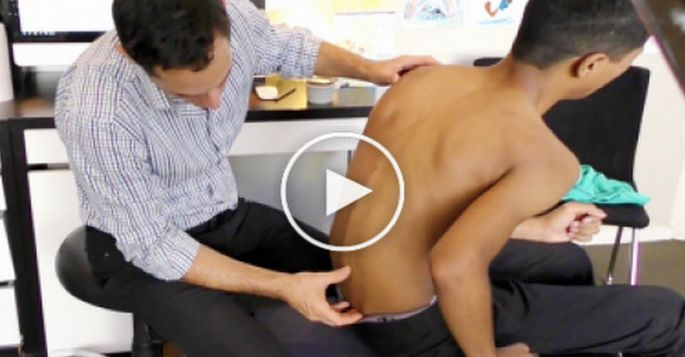 WATCH: This Teen Had Severe Back Pain For Months, But One Trip To The Chiropractor Changed His Life