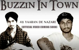 Yaaran De Nazare - Sukkh-V Freestyler - B-Prince latest desi hiphop freestyle punjabi rap music download