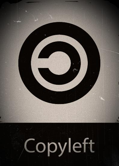 Salve, Copyleft!
