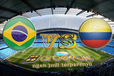 Prediksi Skor Brazil vs Kolombia 18 Juni 2015
