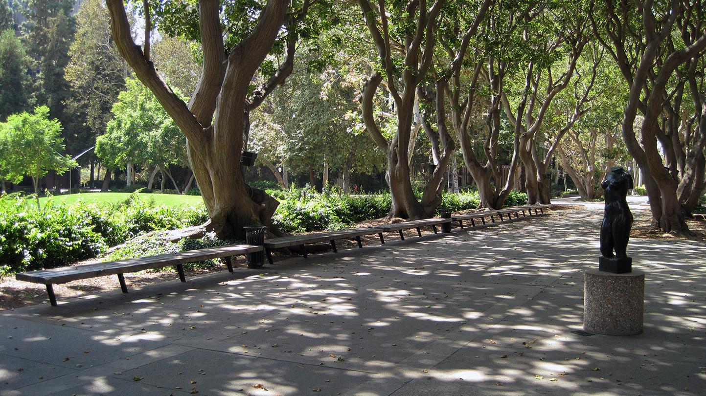 Sca Larc Franklin D Murphy Sculpture Garden