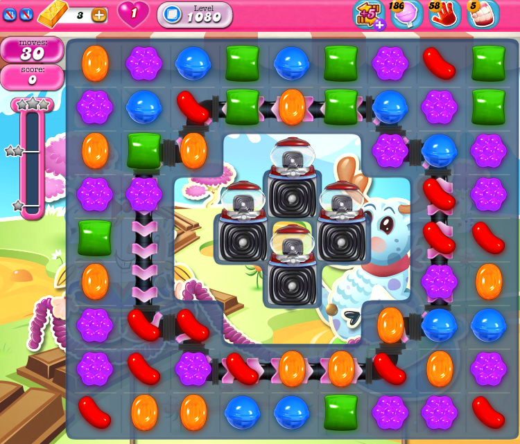 Candy Crush Saga 1080