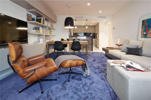 El piso ideal para una pareja sin hijos chicanddeco