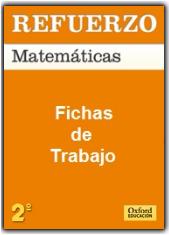 REFUERZO DE MATEMÁTICAS DE 2º