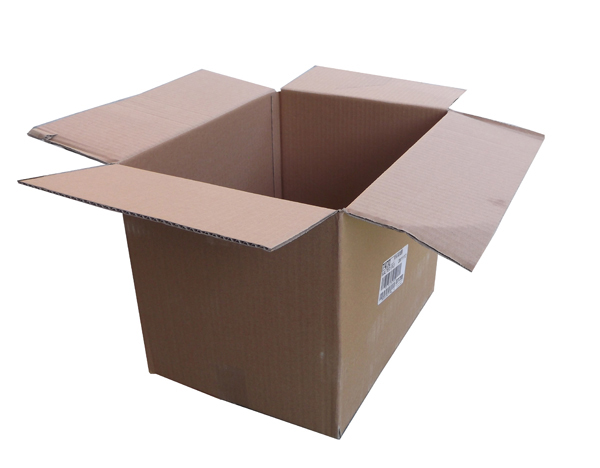 cardboard box,