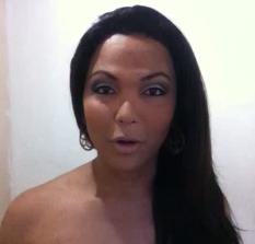 Na última sexta-feira, o travesti que atualmente tem usado o nome de Talita Oliveira publicou um vídeo em seu canal do Youtube, no qual respondeu a ... - arrependido%252Btravesti
