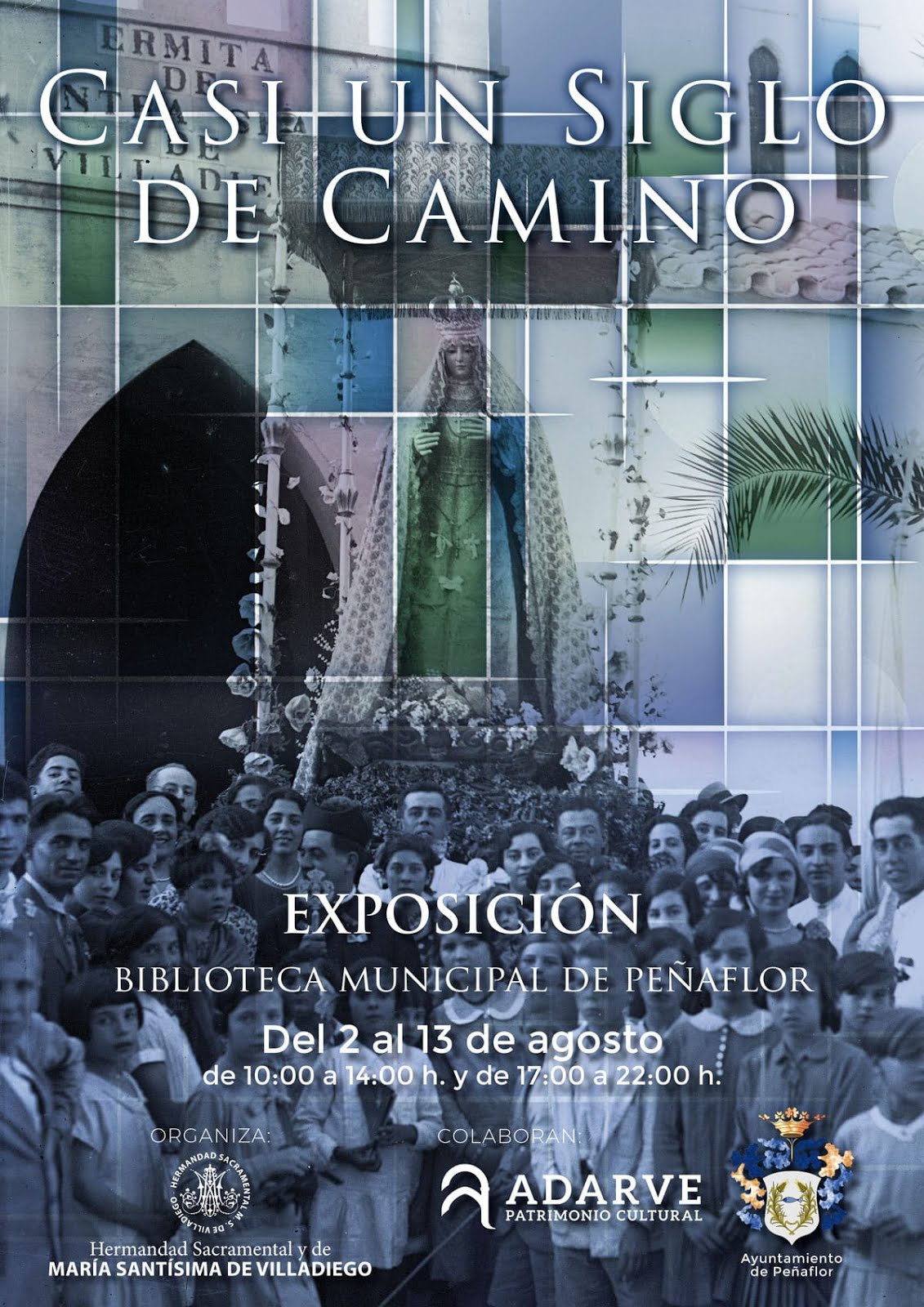 """Exposición """"Casi un siglo de Camino"""""""