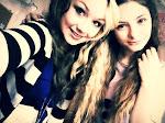 Tamara and Amanda