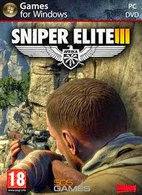 Free Download Sniper Elite 3 PC Game Full Crack