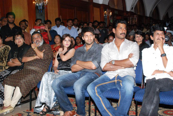 Avan Ivan Audio Launch Stills film pics