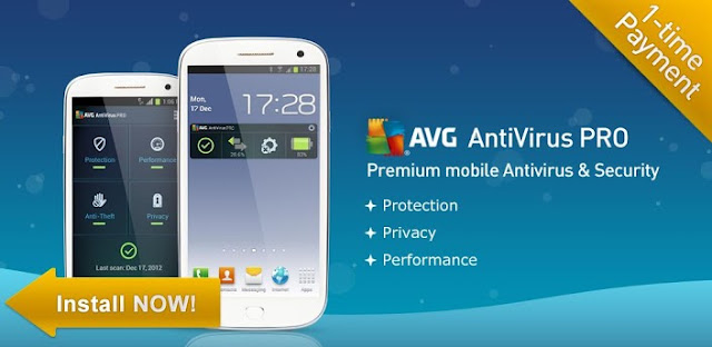 Download Mobile AntiVirus Security PRO