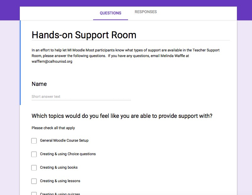 Google Forms - A New Version of Forms is Here!