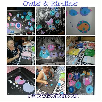 hobby workshops fondant