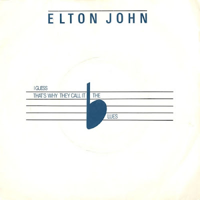 I guess that they call it the blues. Elton John