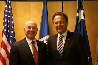 Director Mayorkas and Minister Friedrich