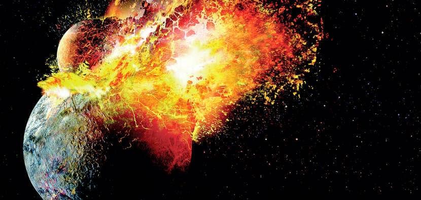 Pesquisa determina a partir de meteoritos que Lua tem 4,47 bilhões de anos