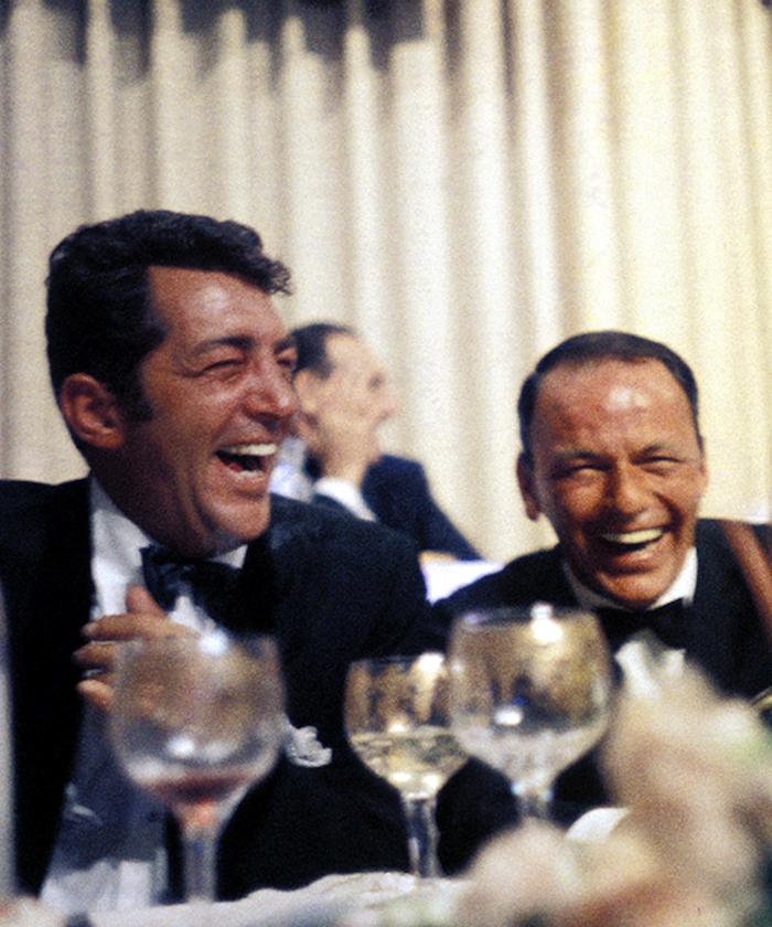 Dean Martin & Frank Sinatra early 1960s