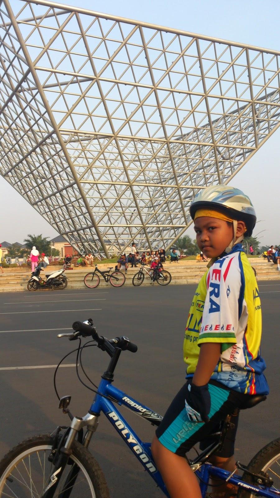 Car Free Day-Bekasi