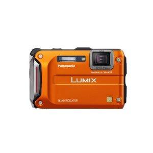Panasonic Lumix TS4 12.1 TOUGH Waterproof Digital Camera