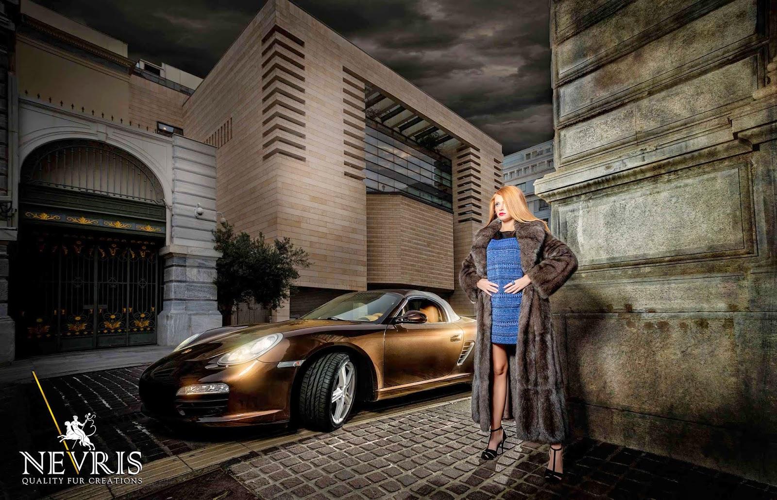 NEVRIS Collection 2015-2016 Lady Bond - Η Καμπάνια ολοκληρώνεται με φωτογράφιση από την StarSystem pro