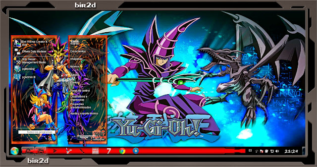 Yu-Gi-Oh! [ Theme Windows 7 ] 1
