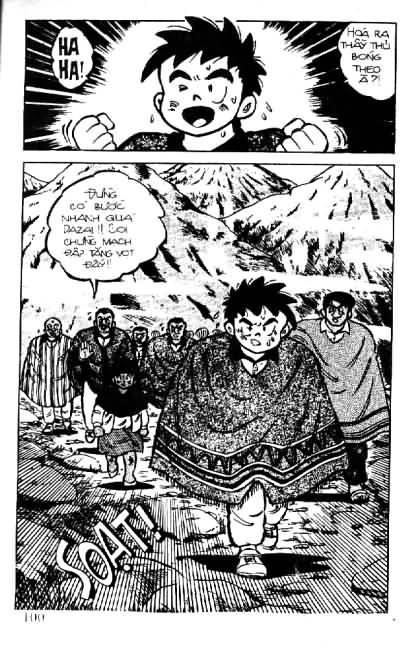 Jindodinho - Đường Dẫn Đến Khung Thành III Tập 26 page 100 Congtruyen24h
