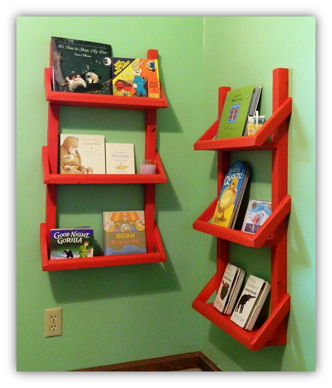 wooden-bookshelves