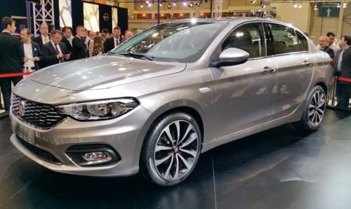 Fiat Aegea la Expozitia Auto de la Istanbul