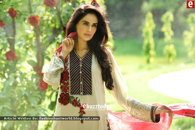 Mehdi Launches Eid Luxury Pret Collection 2015 - View Full Album