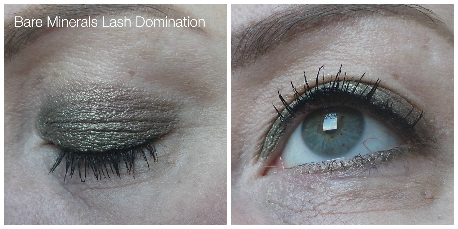 Bare Minerals Lash Domination mascara review