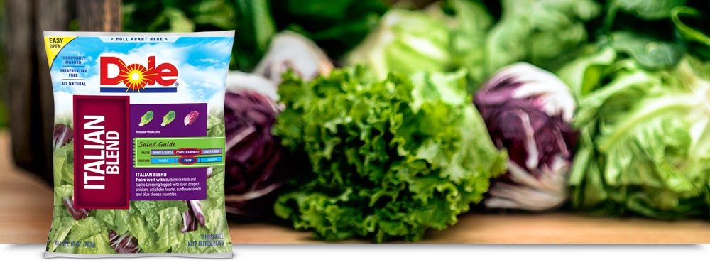 Dole Fresh Vegetables Is Voluntarily Recalling A Limited Number Of Cases Bagged Salad The Products Being Recalled Are Italian Blend Upc