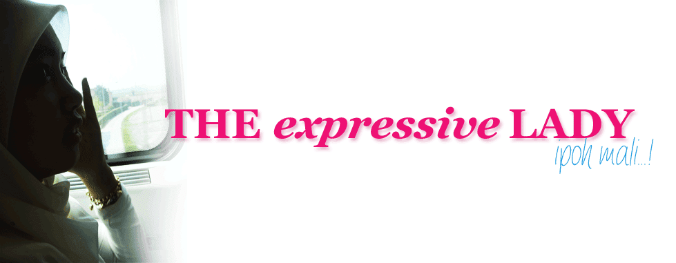 THE <i>expressive</i> LADY